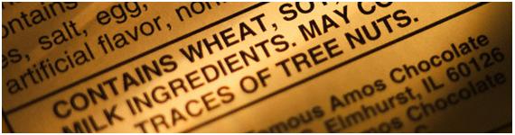 Etiqueta de alimentos elaborados