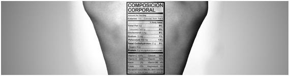 Composición corporal humana