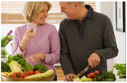 La evidencia liga la nutrición con la incidencia y riesgo de AD