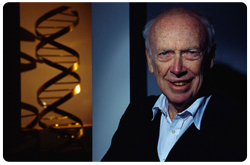 DNA, Dr. James Watson codescubridor del ADN