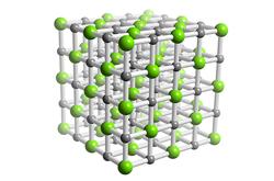 Molécula de sal (NaCl)