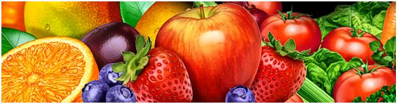 Alimentos que previenen las respuestas inflamatorias inducidas por la obesidad