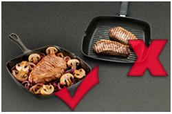 Los hidrocarburos aromáticos policíclicos (PAHs) pueden ser encontrados en carne y pescado asados o al carbón