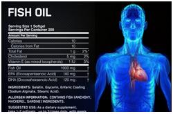 La ingestión de aceite de pescado también resulta en reducciones moderadas en la presión arterial y modificación de los mecanismos neuroefectores vasculares