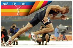 El uso continuado de bicarbonato puede ayudar a los atletas a volverse menos susceptibles a los efectos secundarios y puede proporcionar aún mayores mejoras en el desempeño deportivo