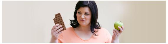 Los individuos obesos pueden tener la sensación de que el sabor dulce es menos intenso que los individuos con peso normal