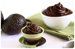 Mousse de Aguacate & Chocolate
