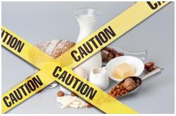 La alergenicidad de los alimentos apuede ser incrementada o disminuida por diferentes técnicas de procesamiento