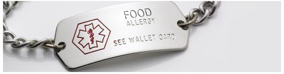 Las reacciones alérgicas a los alimentos pueden resultar en una variedad de síntomas que van de una comezón hasta reacciones sistémicas y aún que amenazan la vida, como el choque anafiláctico